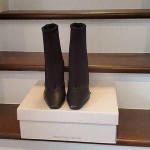 L'Intervalle Leather & Goretex Heels